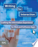Writing for Interaction