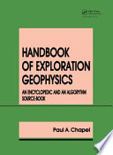 Handbook of Exploration Geophysics