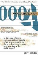 Vocabulary 4000 [Pdf/ePub] eBook