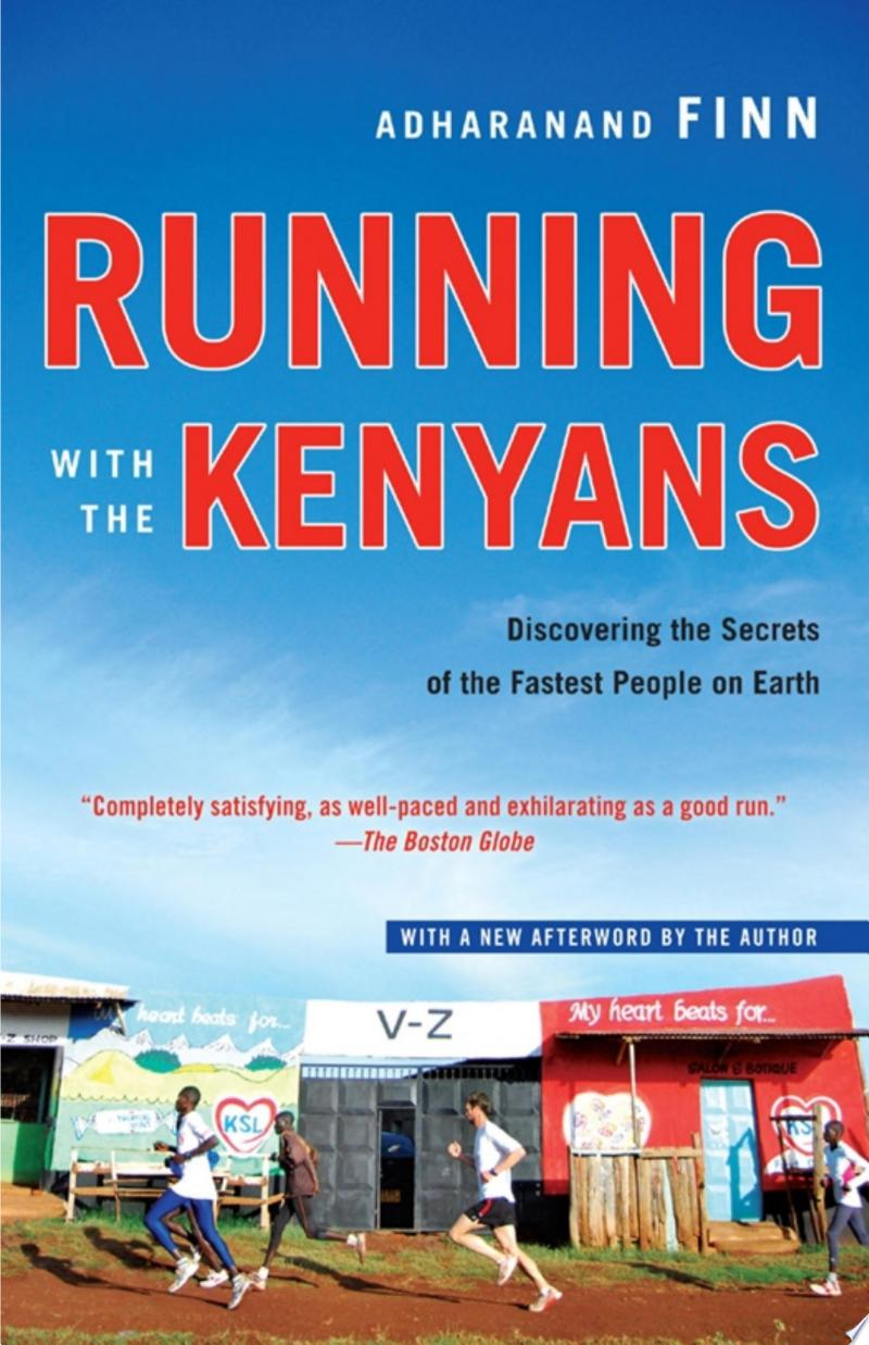 Running with the Kenyans image