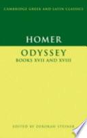 Homer: Odyssey Books XVII-XVIII image