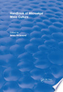 Handbook of Microalgal Mass Culture  1986