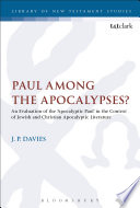 Paul Among the Apocalypses?