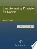 Basic Accounting Principles for Lawyers: With Present Value and Expected Value