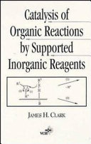 Catalysis of Organic Reactions by Supported in Inorganic Reagents