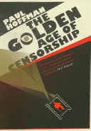 Pdf The Golden Age of Censorship