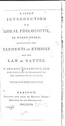 A Short Introduction to Moral Philosophy ebook