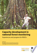 Capacity development in national forest monitoring