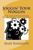 Joggin  Your Noggin Book