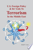 American Foreign Policy Its Link To Terrorism In The Middle East