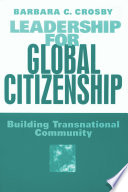 Leadership For Global Citizenship  : Building Transnational Community