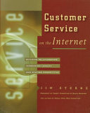 Customer Service on the Internet