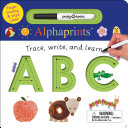 Alphaprints  Trace  Write  and Learn ABC