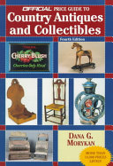 The Official Price Guide to Country Antiques and Collectibles