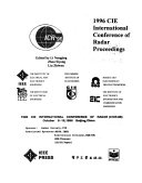 1996 CIE International Conference of Radar Proceedings Book