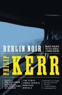 Berlin Noir ebook