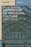 Handbook of Medieval Culture Pdf/ePub eBook