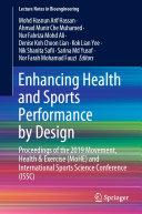 Enhancing Health and Sports Performance by Design Pdf/ePub eBook