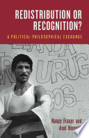 Redistribution Or Recognition?