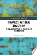 Towards Rational Education