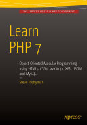 Learn PHP 7 Pdf/ePub eBook