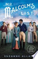 Mr  Malcolm s List