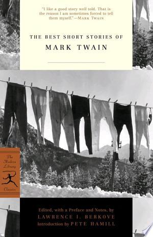 The Best Short Stories of Mark Twain Free eBooks - Free Pdf Epub Online