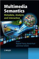 Multimedia Semantics