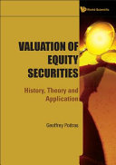 Valuation of Equity Securities