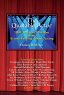 The Quotable Actor