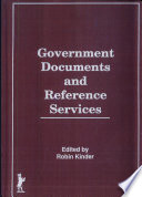 Government Documents And Reference Services