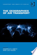 The Geographies of Air Transport Book