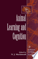 Animal Learning and Cognition