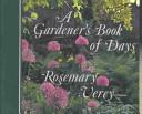 A Gardener's Book of Days