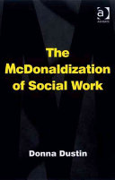 Cover of The McDonaldization of Social Work