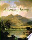 Encyclopedia of American Poetry