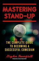 Mastering Stand-Up Pdf/ePub eBook