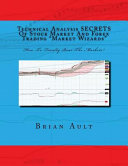 Technical Analysis Secrets of Stock Market and Forex Trading Market Wizards