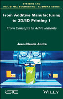 From Additive Manufacturing to 3D/4D Printing 1