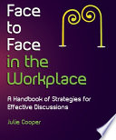 Face To Face In The Workplace Book PDF