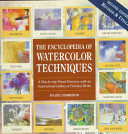 link to The encyclopedia of watercolor techniques in the TCC library catalog