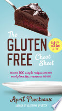 The Gluten Free Cheat Sheet Book PDF