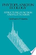 Phytoplankton Ecology Book PDF