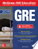 McGraw-Hill Education GRE 2019