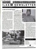ILAS Newsletter