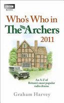 Who's Who in The Archers 2011 Pdf/ePub eBook