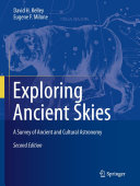Exploring Ancient Skies Pdf/ePub eBook