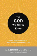 The God We Never Knew Book