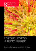 Pdf The Routledge Handbook of Literary Translation Telecharger