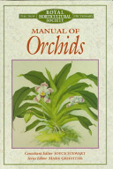 Manual of Orchids